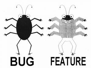 bug-feature