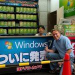 Windows 7 的新粉丝 Linus Torvalds