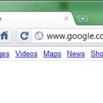 """谷歌Chrome取消""""http://"""""""