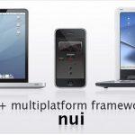 NUI一个跨平台的C++库