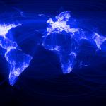 Facebook全球关系网