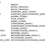 实例分析Java Class的文件结构