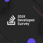 StackOverflow 2019 程序员调查