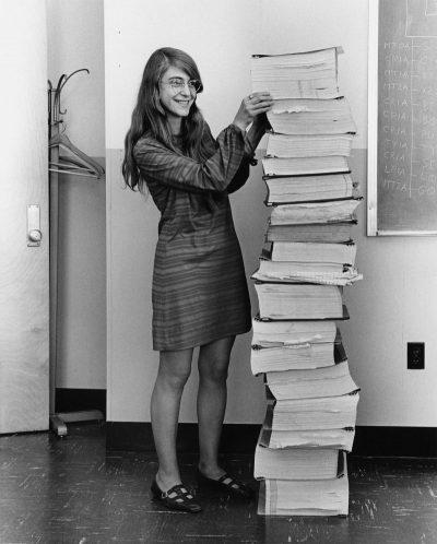 50年前的登月程序和程序员有多厉害